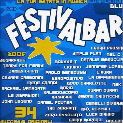Various - Festivalbar Blu 2005 - Preis vom 21.06.2021 04:48:19 h