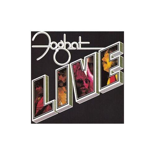 Foghat - Foghat Live - Preis vom 09.06.2021 04:47:15 h