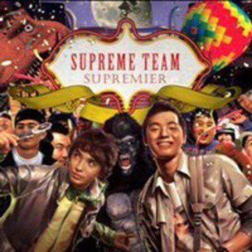 Supreme Team - Supremier - Preis vom 13.09.2021 05:00:26 h
