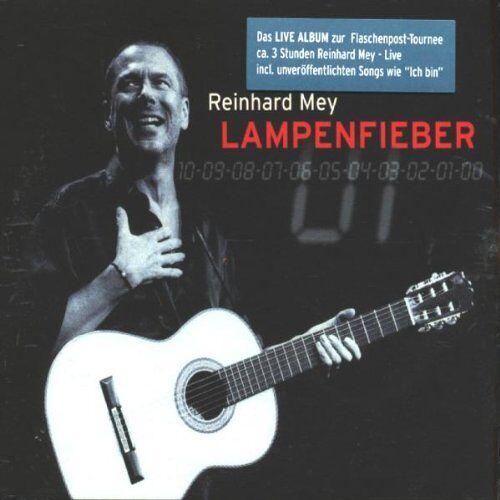 Reinhard Mey - Lampenfieber - Preis vom 16.06.2021 04:47:02 h