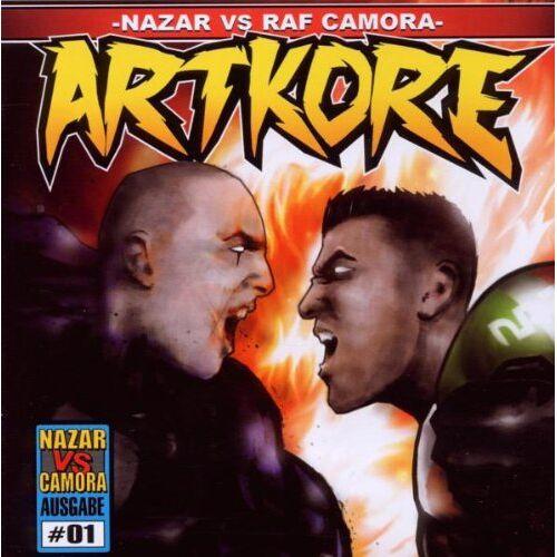 Nazar & Raf Camora - Artkore - Preis vom 23.07.2021 04:48:01 h