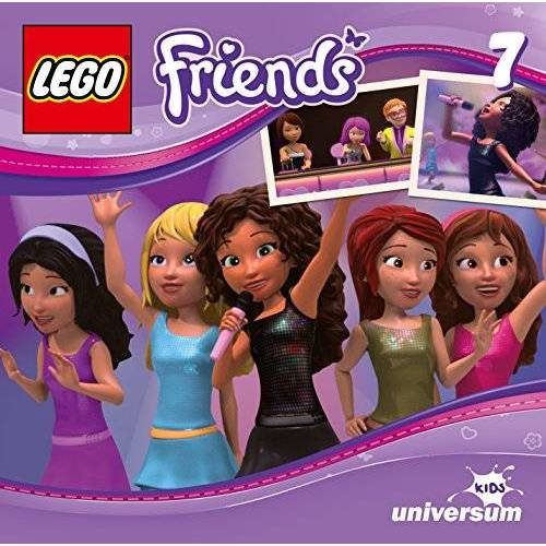 Lego Friends - Lego Friends (CD 7) - Preis vom 18.06.2021 04:47:54 h