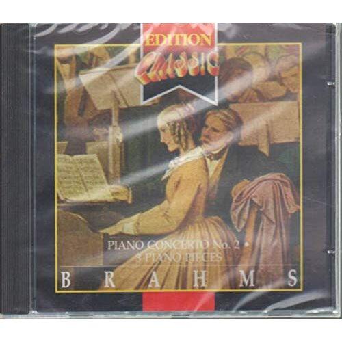 Brahms - Piano Concerto No.2 / 3 Piano Pieces - Preis vom 19.06.2021 04:48:54 h