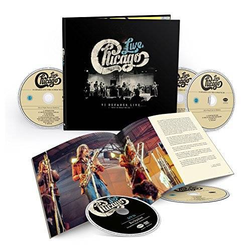 Chicago - Chicago: VI Decades Live (This Is What We Do) - Preis vom 11.10.2021 04:51:43 h