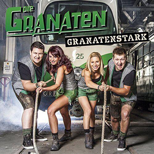 Die Granaten - Granatenstark - Preis vom 30.07.2021 04:46:10 h