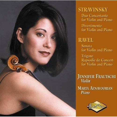 Stravinsky - Music for Violin & Piano Bystravinsky,Ravel - Preis vom 21.06.2021 04:48:19 h