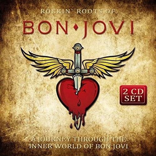 Bon Jovi - Rockin Roots of Bon Jovi - Preis vom 21.06.2021 04:48:19 h