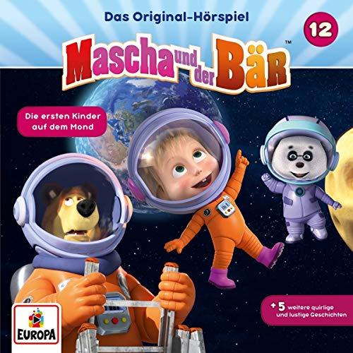 Mascha und der Bär - 012/die Ersten Kinder auf dem Mond - Preis vom 11.06.2021 04:46:58 h