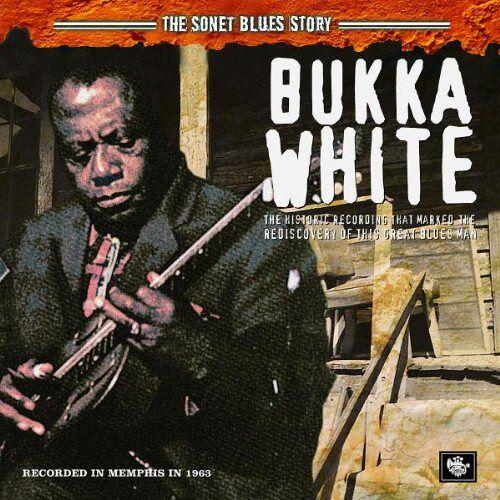 Bukka White - Sonet Blues Story - Preis vom 22.06.2021 04:48:15 h