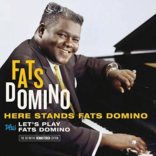 Fats Domino - Here Stands Fats Domino+Let's Play Fats Domino - Preis vom 20.06.2021 04:47:58 h