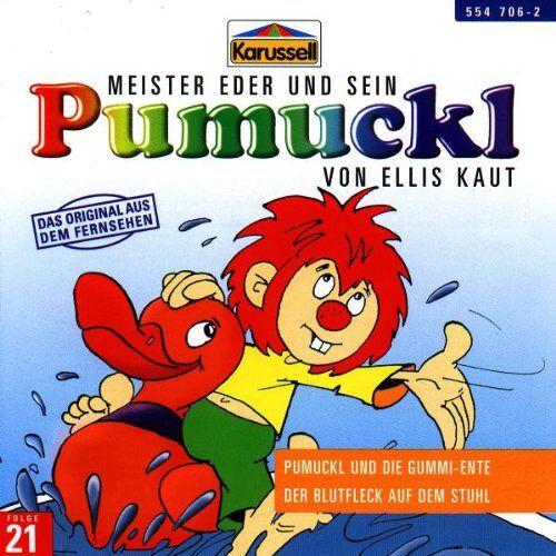 Pumuckl - 21:Pumuckl und die Gummi-Ente/der Blutfleck auf de - Preis vom 21.06.2021 04:48:19 h
