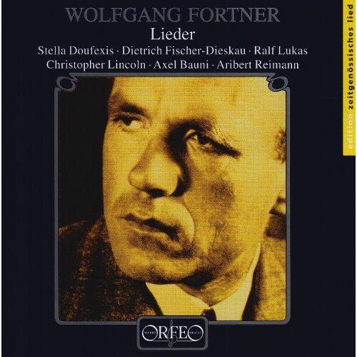 Doufexis - Fortner Lieder Fi-Di - Preis vom 20.06.2021 04:47:58 h