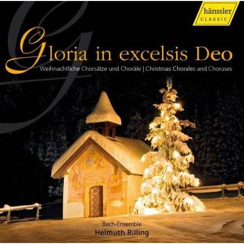 Helmuth Rilling - Gloria in Excelsis Deo - Preis vom 15.06.2021 04:47:52 h