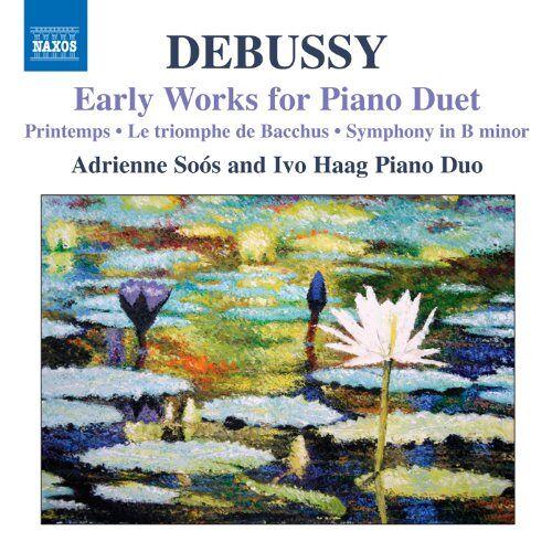 Soos und Haag Klavierduo - Frühe Klavierduette - Preis vom 21.06.2021 04:48:19 h