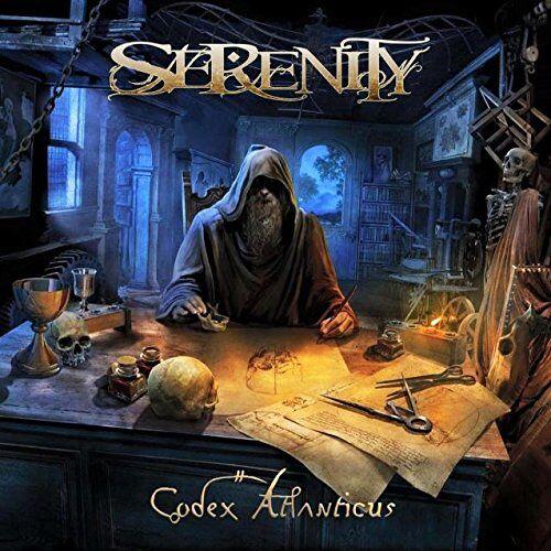 Serenity - Codex Atlanticus (Limited First Edition) - Preis vom 20.06.2021 04:47:58 h