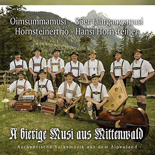 Hornsteiner - A Bierige Musi aus Mittenwald - Preis vom 17.06.2021 04:48:08 h