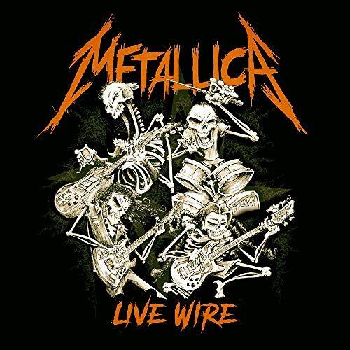 Metallica - Metallica-Live Wire - Preis vom 22.06.2021 04:48:15 h
