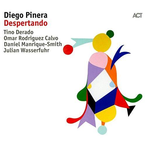Diego Pinera - Despertando - Preis vom 28.07.2021 04:47:08 h