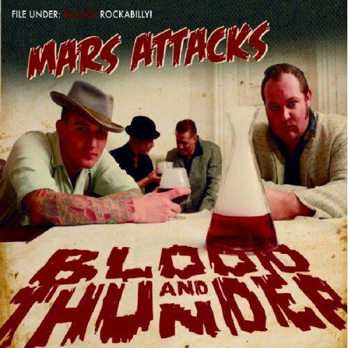 Mars Attacks - Blood And Thunder - Preis vom 17.06.2021 04:48:08 h