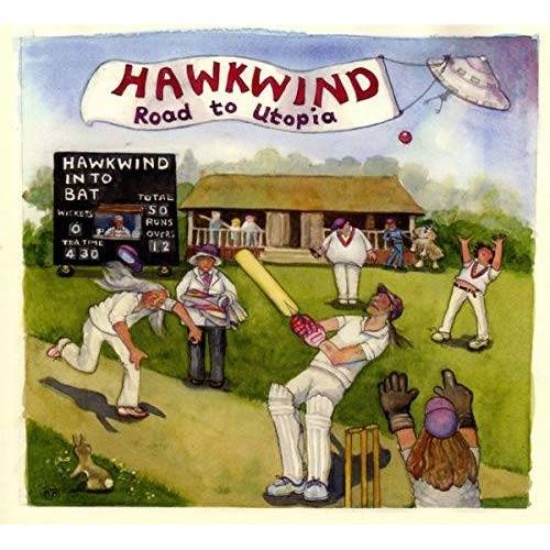 Hawkwind - Road to Utopia - Preis vom 16.06.2021 04:47:02 h