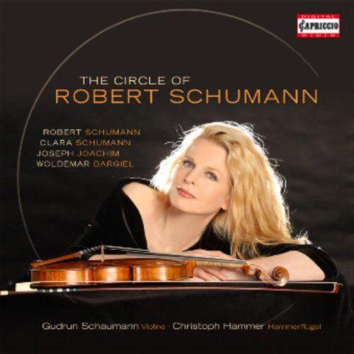 Gudrun Schaumann - The Circle of Robert Schumann - Preis vom 16.06.2021 04:47:02 h