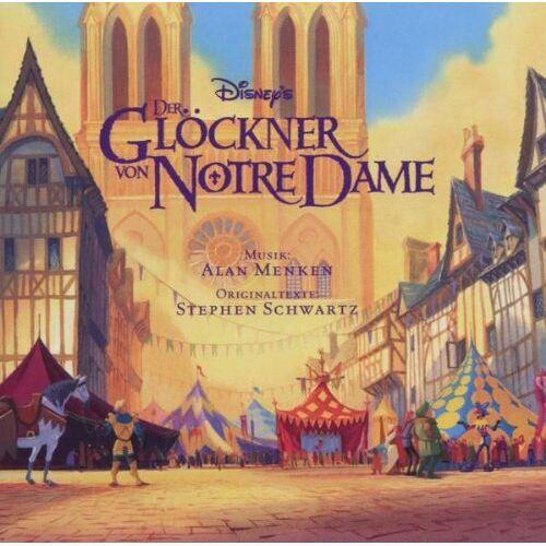 Alan Menken - Der Glöckner von Notre Dame - Preis vom 19.06.2021 04:48:54 h