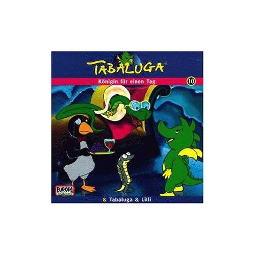 Tabaluga 10 - Tabaluga Folge 10 - Königin für einen Tag / Tabaluga & Lilli - Preis vom 20.06.2021 04:47:58 h