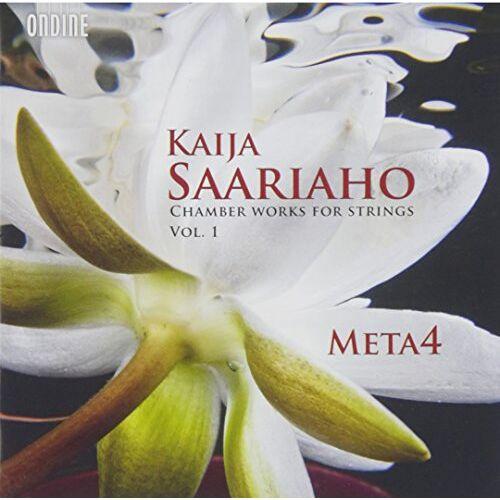 Meta4 - Kammerwerke für Streicher Vol.1/II - Preis vom 16.06.2021 04:47:02 h