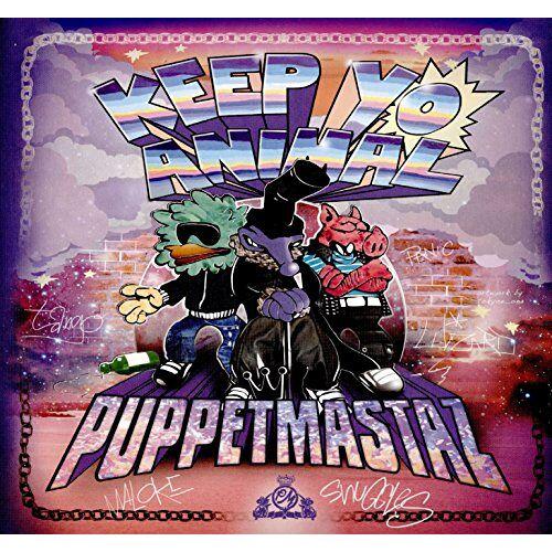 Puppetmastaz - Keep Yo Animal - Preis vom 22.06.2021 04:48:15 h