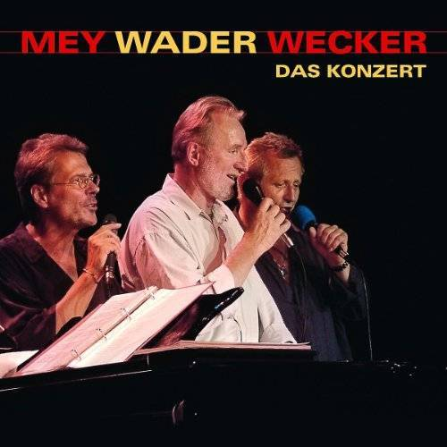 Reinhard Mey - Mey Wader Wecker - Das Konzert - Preis vom 19.06.2021 04:48:54 h