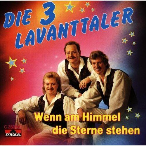 Lavanttaler, die 3 - Wenn am Himmel die Sterne Steh - Preis vom 15.06.2021 04:47:52 h