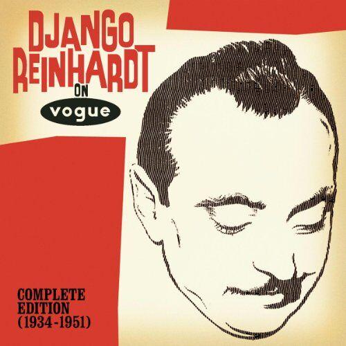 Django Reinhardt - Django Reinhardt on Vogue (1934-1951) - Preis vom 19.06.2021 04:48:54 h