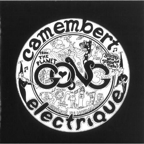 Gong - Camembert Electrique - Preis vom 03.05.2021 04:57:00 h