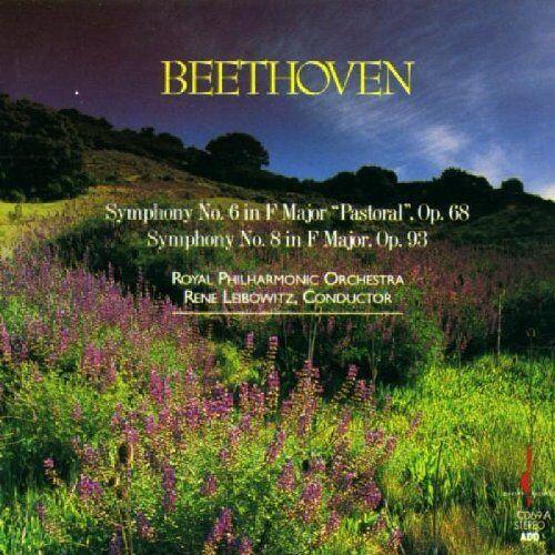 Rene Leibowitz - Sinfonien 6 und 8 - Preis vom 18.06.2021 04:47:54 h