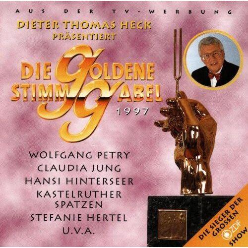 Various - Die Goldene Stimmgabel 1997 - Preis vom 15.10.2021 04:56:39 h