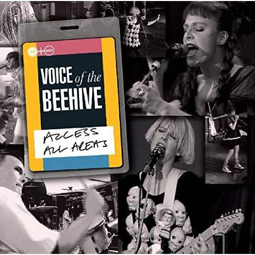 Voice of the Beehive - Access All Areas - Preis vom 11.06.2021 04:46:58 h