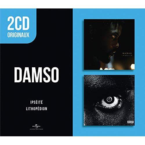 Damso - 2cd Originaux: Ipséité / Lithopédion - Preis vom 17.06.2021 04:48:08 h