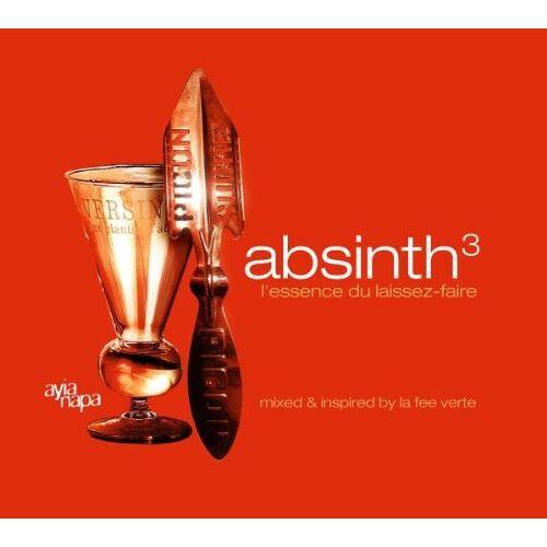 Various - Absinth 3 - Preis vom 15.10.2021 04:56:39 h