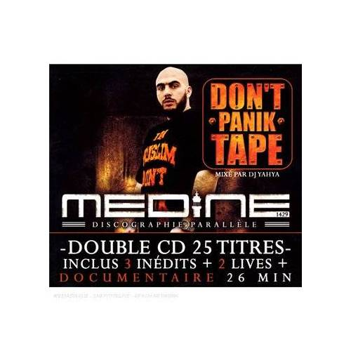 Medine - Don T Panik Tape - Preis vom 13.06.2021 04:45:58 h
