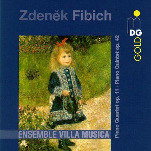 Ensemble Villa Musica - Klavierquartett / Klavierquintet - Preis vom 19.06.2021 04:48:54 h