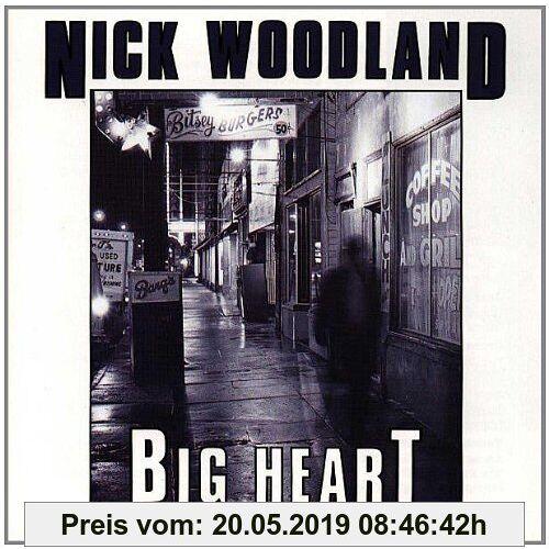 Nick Woodland Big Heart