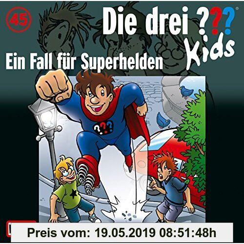 Die Drei ??? Kids 045/Ein Fall für Superhelden