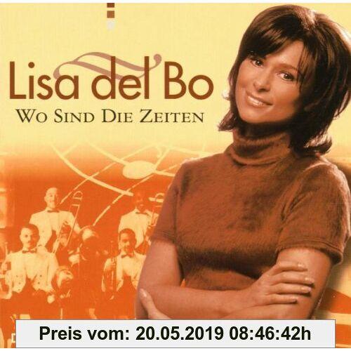 Lisa Del Bo Wo sind die Zeiten - Das Beste der 40er