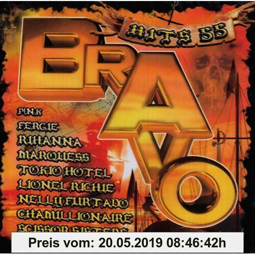 Bravo Hits-Oesterreich Vol.55-Bravo Hits-Oesterreich