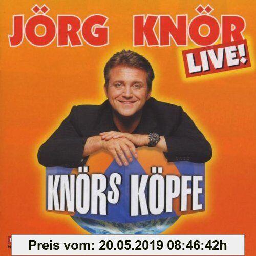 Jörg Knör Knoer's Koepfe Live