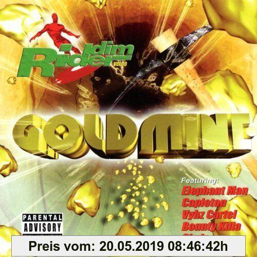 Riddim Rider (V.a.) Vol.10-Goldmine