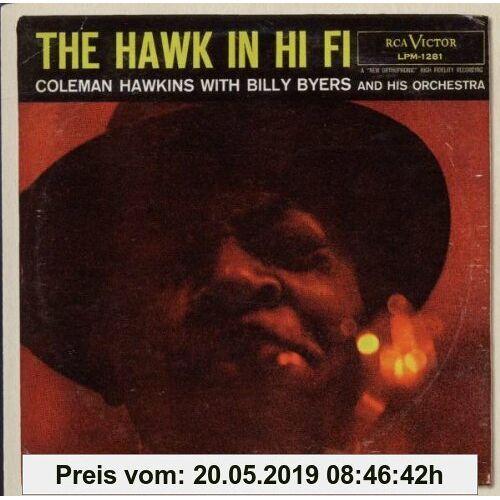 Coleman Hawkins The Hawk in Hi-Fi