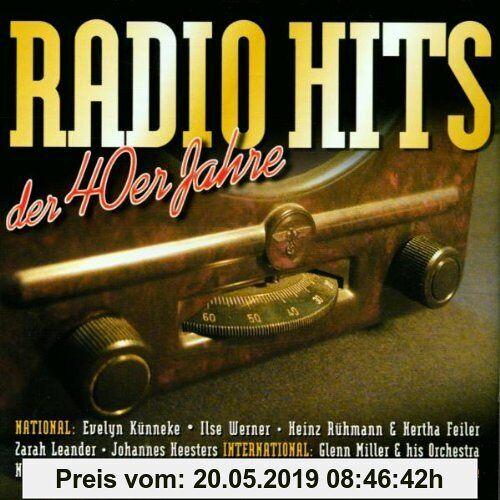 Various Radio Hits Der 40er Jahre
