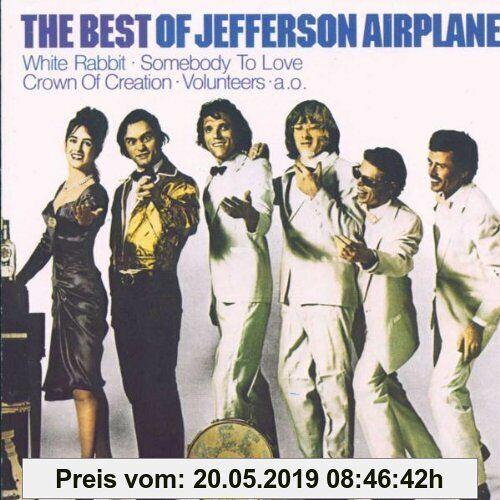 Jefferson Airplane The Best of Jefferson Airplane