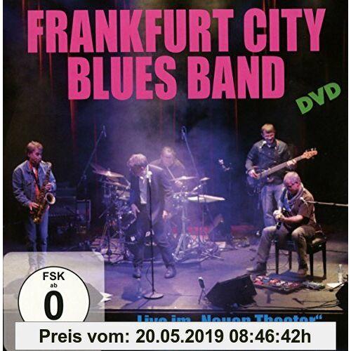 Frankfurt City Blues Band Live im Neuen Theater Frankfurt/Höchst [DVD-AUDIO]